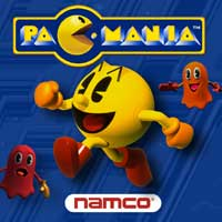 Pac-Mania Mobile Game