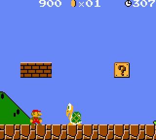 Super Mario Mobile Game