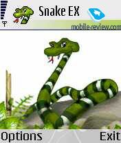 Snake Ex Mobile Game
