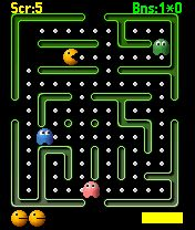 Playpac Mobile Game