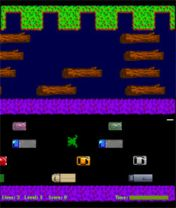 Frogger Mobile Game
