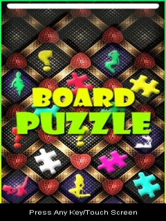 Board Puzzle Mobile Game