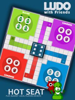 LUDO With Friends Mobile Game