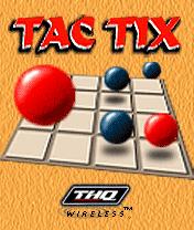 Tac Tix Mobile Game