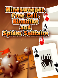 4 In 1 - WinGames For Symbian S60 V.3, V.5, ^3 Mobile Game