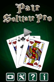 Pair Solitaire Pro Mobile Game