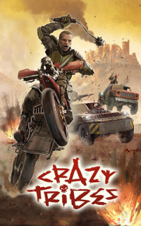 Crazy Tribes Mobile Game