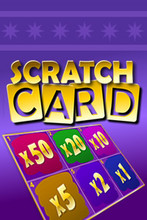 Scratch Card Mobile Game