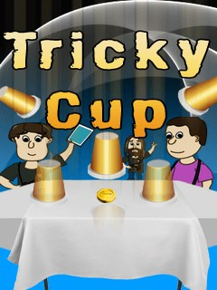 Tricky Cup Mobile Game