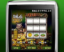 Goblin's Cave Mobile Game