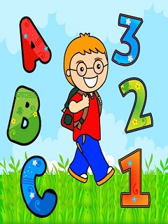 Abc 123 : Spell Up Experiment Mobile Game