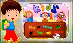 ABC Kids English Spelling Game Mobile Game
