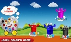 Kids Preschool Education Fun Mobile Game
