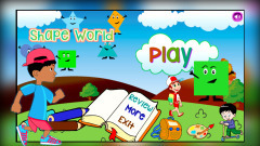 Edushapes: The Toddler Game Mobile Game
