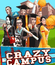 Crazy Campus By Vaibhav Mobile Game