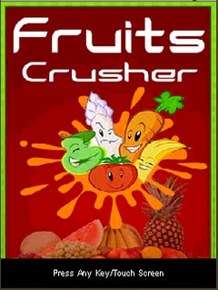 Fruits Crusher Mobile Game
