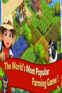 FarmVille 2 Country Escape Android Game Mobile Game