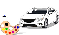 ColorMe - Cars Mobile Game