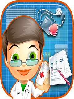 Little Hand Doctor Mobile Game