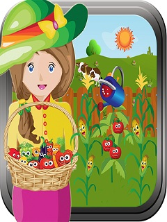 Jolly Little Farm Prin Mobile Game