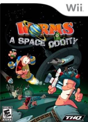 Worms 2008 Space Oddity Mobile Game