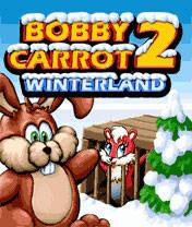 Bobby Carrot 2 Winterland Mobile Game