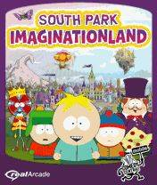 South Park Imaginationland (240x320& Mobile Game