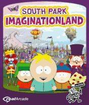South Park Imaginationland (240x320& Mobile Game