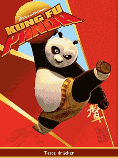 Kung Fu Panda Mobile Game
