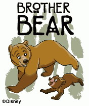 Brother Bear Mobile Game