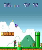 Mario And Adventure Island 2 In 1 Mobile Game