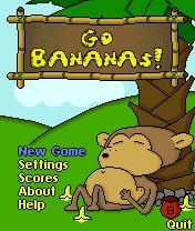 Go Bananas Mobile Game