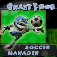 Crazy Frog Soccer Manager Mobile Game
