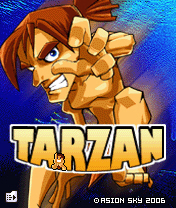 Tarzan Mobile Game