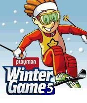 Winter Games 3D Mobile Game