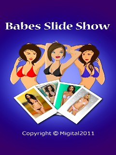Slideshow Babes 240x320 Mobile Game