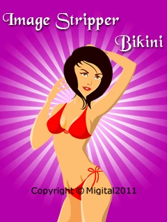 Image Stripper Bikini 2_240x320 Mobile Game