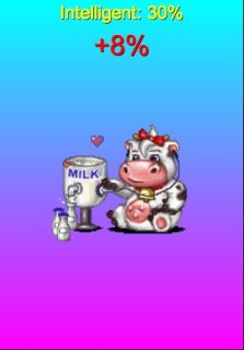Virtual Cow 3.5 Mobile Game