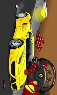 Destroy A Car Mobile Game