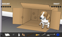 Poor Little Puppy Mobile Game