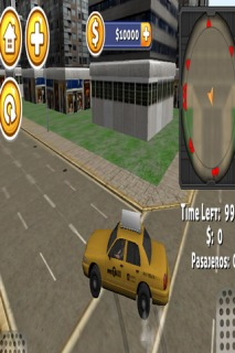 3D Duty Taxi Driver Game For Android Phones V 4.0 Mobile Game