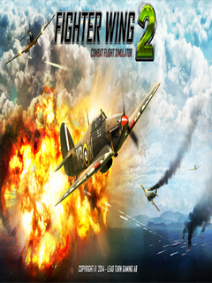 FighterWing 2 Flight Simulator For Android Phones V 2.31 Mobile Game