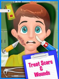 Plastic Surgery Doctor Mobile Game