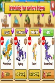 Dragon Mania Mobile Game
