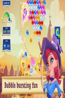 Bubble Witch 2 Saga Android Games Mobile Game
