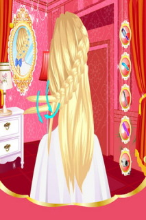 Perfect Braid Hairdresser Android Game Mobile Game