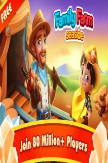 Family Farm Seaside Mobile Game