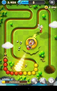 Marble Blast Legend Mobile Game