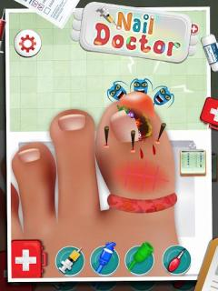 Nail Doctor Android Apk Game Mobile Game