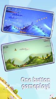 Sunny Hillride Mobile Game